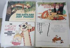 Calvin & Hobbes Collection Bill Watterson: Magical, 10 Anniv, Treasure, Days
