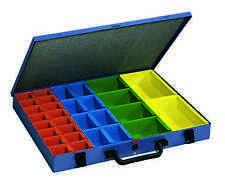 Dinzl Werkzeugkoffer Sortimentskoffer 30 Insetboxen DIMA 0772