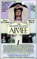 THE DISAPPEARANCE OF AIMEE 16MM FULL FEATURE CINE FILM BETTE DAVIS FAYE DUNAWAY