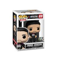 Funko POP! NASCAR Wave 2 Vinyl Figure - JIMMIE JOHNSON #09 - New in Box