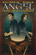 Angel: Crown Prince Syndrome (Angel (IDW Hardcover)), Willingham, Bill, New, Har