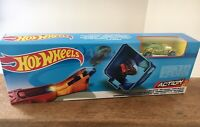 Hot wheels Gift Play Set & Car Toy Stunt Track Hotwheels Gift Flip Ripper Action