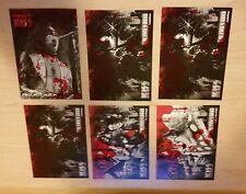Kiss 2009 Ikons Blood Parallel Card Press Pass Cheap - you pick