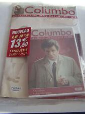 L ' INTEGRALE DE COLUMBO  , 1 DVD + FASCICULE NEUF SOUS BLISTER . SAISON 1