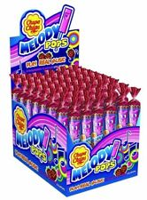 Chupa Chups Melody Pops 48 Strawberry Flavour Lollipops