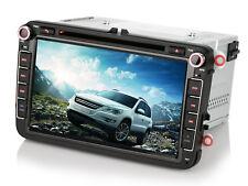 "8"" GPS Autoradio DVD Navigation Für VW Golf Tiguan Polo Skoda Fabia Combi Fabia"