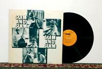 Slim And Slam - Made in Sweden LP 1970, Jive, Swing Jazz - NM Vinyl