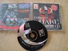 COMPLETO QUAKE CD-livelli Extra & conversioni totali per il gioco Quake 1 PC