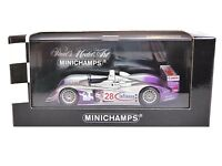 MINICHAMPS 400 041328 Audi R8 Sebring 2004 Winners Biela/Kaffer/McNish Model Car