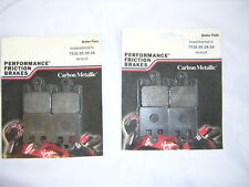 Suzuki GSXR1000 K3 2003 Performance Friction '95' Front Brake Pads. New