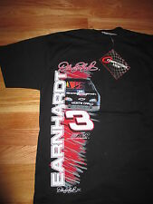 DALE EARNHARDT 1999 WINSTON CUP Series SCHEDULE (MED) T-Shirt w/ Tags