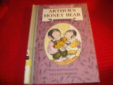 Arthur's Honey Bear by Lillian Hoban, 1974 HC Weekly Reader 'I Can Read' Book *