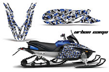 YAMAHA APEX GRAPHIC KIT AMR RACING SNOWMOBILE SLED WRAP DECAL 12-13 URBAN CAMO B