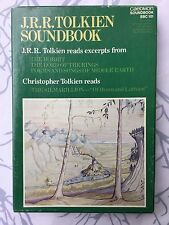 J.R.R. Tolkien Soundbook with Map, No Booklet 1977