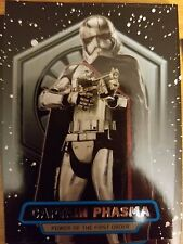 2016 Star Wars The Force Awakens 2 #3 Captain Phasma Power of the First Order