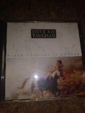 Stevie Ray Vaughan First Concert Europe CD Swingin Pig LIVE SWITZERLAND 1982