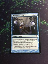 Mtg, Mindbreak Trap. Zendikar Mythic Rare LP