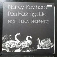 Nancy Kay, Paul Haemig - Nocturnal Serenade LP VG+ Orion ORS 79364 USA