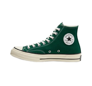[Converse] Chuck 70 HI Shoes Sneakers - Midnight Clover (168508C)