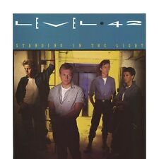 LEVEL 42 - STANDING IN THE LIGHT (EXPANDED VERSION) 2 CD NEU
