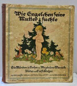 Magdalene Wannske - Wie Engelchen seine Mutter suchte