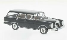 Whitebox WHT207 - Mercedes 230 S Universal noir - 1967   1/43