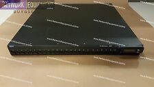 Juniper Networks EX4200-24F 24 x SFP 2 x power supply Gigabit switch
