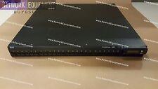 Juniper Networks EX4200-24F junos 15.1R6.7 24 x SFP 1 10 Go Gigabit Switch