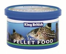 King British Catfish Pellet Food 600g For Cat fish Tropical Fish Zebra Pleco