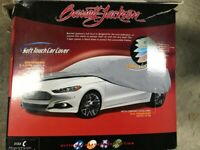"""Barrett Jackson Soft Touch Car Cover Size C VW GTI Car Size 14'3"""" to 15'2"""" Size"""