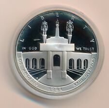 UNITED STATES coin $1 1984 S Stadium, Olympic games Los Angeles