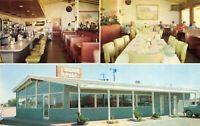 Postcard Manor House Restaurant in East Safford, Arizona~123856