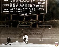 Sandy Koufax Autographed Signed Auto 16X20 Photo Dodgers 62 No Hitter Smears JSA
