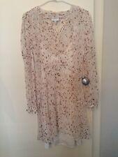 Witchery Print Dress Size 10