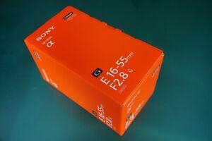 Sony SEL1655G 16-55m Top Universalobjektiv !