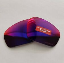 Oakley Field Jacket Prizm Road Replacement Lenses Authentic Cycling Red