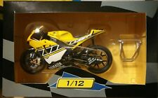 Moto Yamaha yzr m1 Valentino Rossi #46 2005 usa gp 1/12 altaya ixo no minichamps