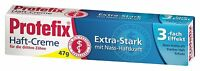 Protefix Extra Strong Denture Adhesive Cream - Made in Germany