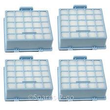 4 X anti alergia alta filtración Cassette De Filtro Hepa Para Aspiradora Bosch