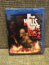 THE HILLS HAVE EYES II 2 (Digitally Remastered) [UK BLU RAY] NEW & SEALED.