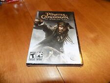 PIRATES OF THE CARIBBEAN At World's End PC GAME PC DVD-ROM Software SEALED NEW