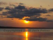 "Capahosic Sunset-13261 Photo S&N 11""x14"" sci-fi ""Peace: the Series"" Serenian"