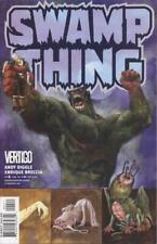 Swamp Thing #4 (Vol 4)