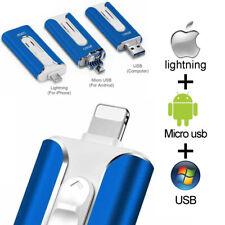 Flash Drive 256Gb 1Tb Photo Stick Usb 3.0 Memory For Iphone 6 7 8 11 Pro X Xr Xs