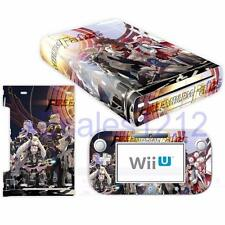Fire Emblem Fates Vinyl Skin Decal Sticker for Nintendo Wii U Console Controller