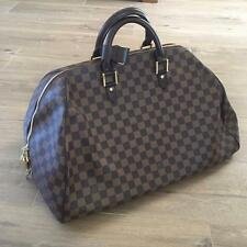 Louis Vuitton Original NEW Ribera Damier Ebene Large Holdall Carry Travel Bag
