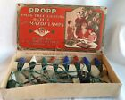 Vintage PROPP XMAS TREE LIGHTING Outfit w/Mazda Lamps ☆  1927