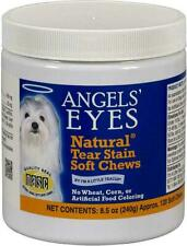 New listing New Angels' Eyes 120 Count Chicken Formula Soft Chews For Dogs Rids Of Eye Stain