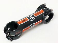 mr-ride 2014 Deda M35 Trentacinque Stem Matte Black 100mm Road Bike 35mm