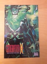 GENERATION X SEVENTY FIVE CENT ASHCAN EDITION, NM 9.4, 1ST PRINT, 1994